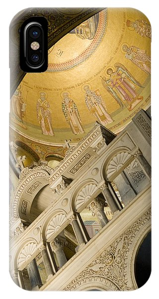 Jerusalem, Israel, Church Of The Holy IPhone Case