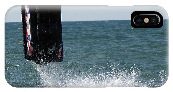 Jet Ski iPhone X Case - Jet Ski by John Crothers