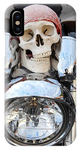 Jimmy Bones IPhone Case