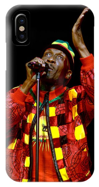Jimmy Cliff IPhone Case