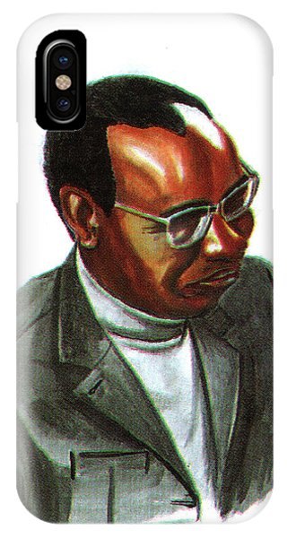 John Mbiti IPhone Case