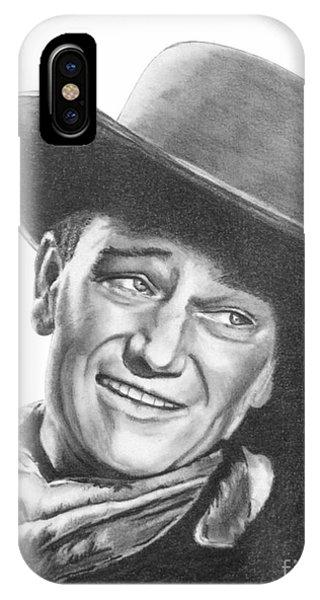John Wayne   Dreamer IPhone Case