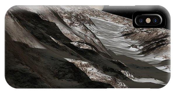 Jupiter From Ganymede, Artwork Phone Case by Detlev Van Ravenswaay