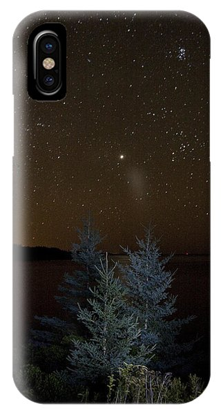 Jupiter  Over Otter Point 2 IPhone Case