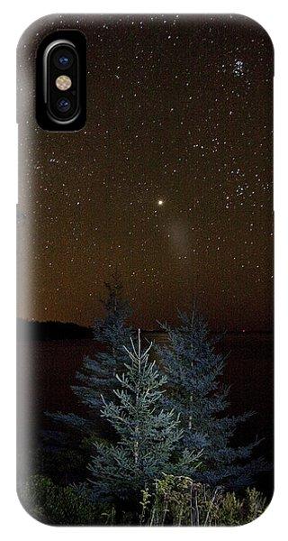 Jupiter  Over Otter Point 3 IPhone Case