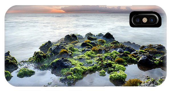Tidal iPhone Case - Kamaole 3 Beach Tidal Pool Maui by Dustin K Ryan