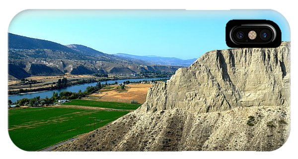 Kamloops British Columbia IPhone Case