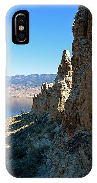 Kamloops Lake Hoo Doo's IPhone Case