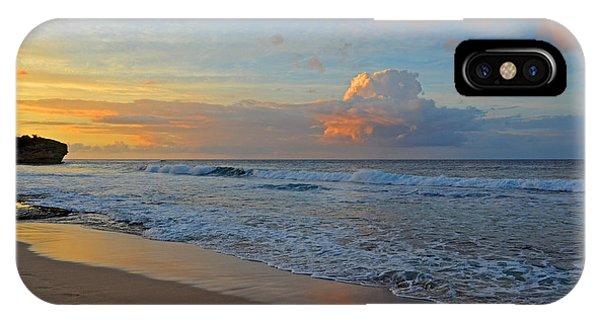 Kauai Morning Light IPhone Case