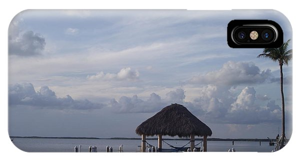 Key Largo Retreat IPhone Case