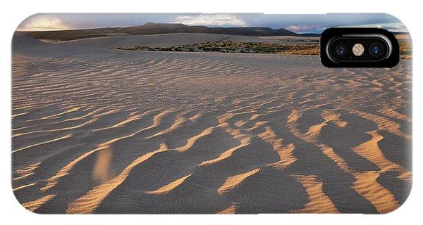 Killpecker Dunes At Sunset IPhone Case