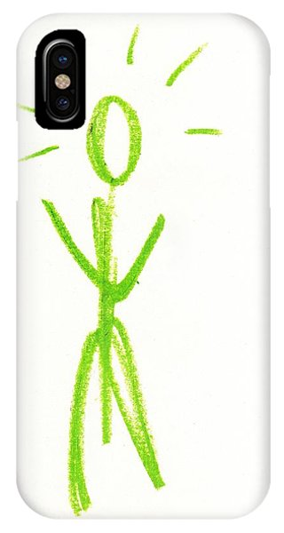King Of Manhattan IPhone Case