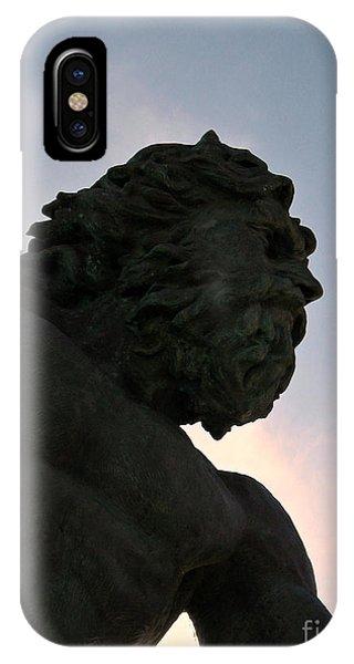 King Of The Sea II IPhone Case