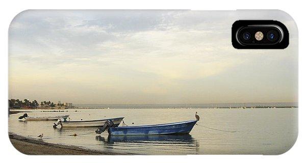 La Paz Waterfront IPhone Case