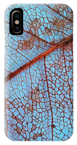 Lace Leaf 2 IPhone Case