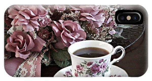 Ladies Tea Time IPhone Case