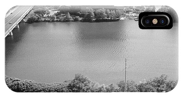 Universities iPhone Case - Lady Bird Lake Austin by James Granberry