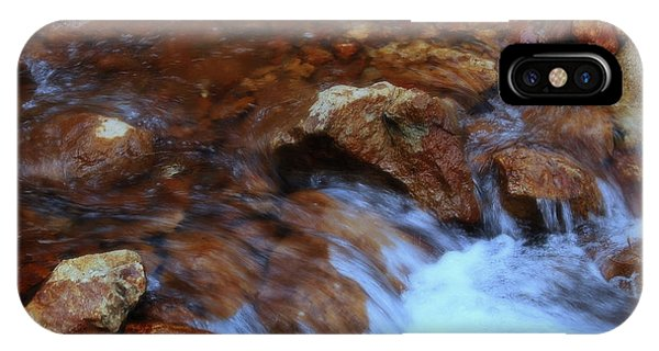 Lake Shasta Waterfall  IPhone Case