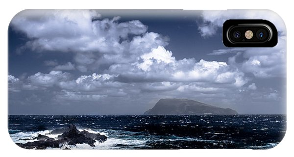 Land In Sight IPhone Case
