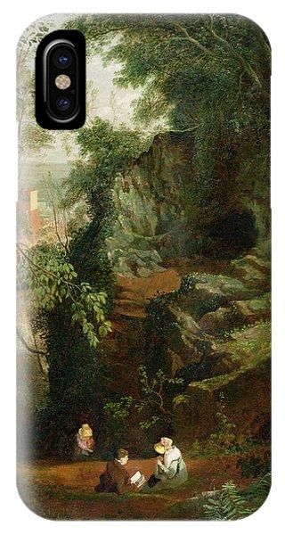 Landscape Near Clifton IPhone Case