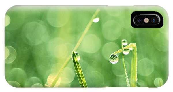 Grass iPhone Case - Le Reveil - S02b3 by Variance Collections