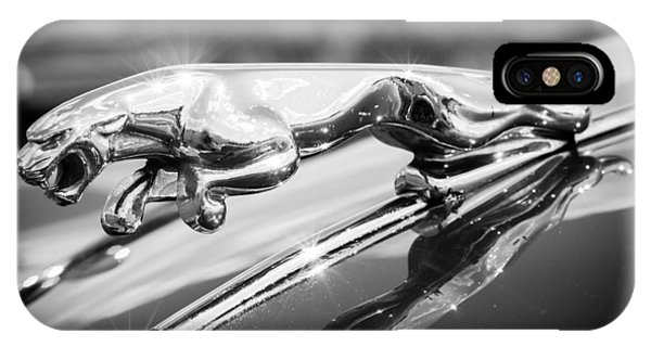 Leaping Jaguar IPhone Case