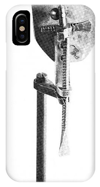 Leeuwenhoek's Microscope Phone Case by