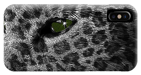 Leopard Within IPhone Case