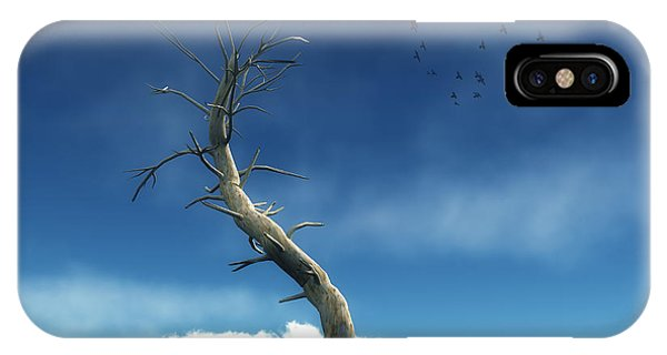 Life And Death... IPhone Case