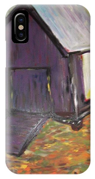 Light Cast Shadows IPhone Case