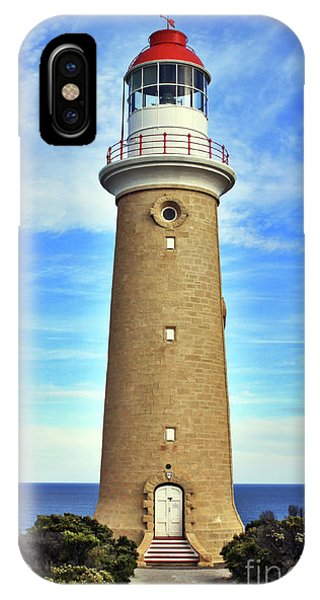 Light House At Cape Du Couedic IPhone Case