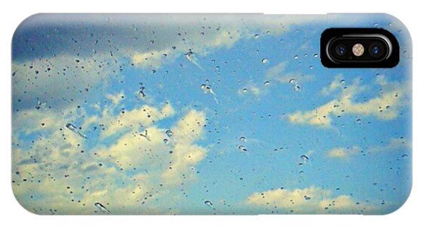 Light Showers In June... #instadroid Phone Case by Kel Hill