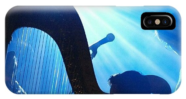 Lighted Harp IPhone Case