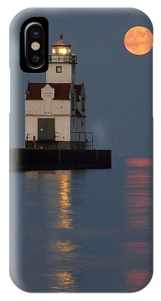 Lighthouse Companion IPhone Case