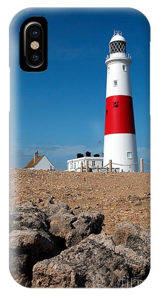 Lighthouse Vertical IPhone Case