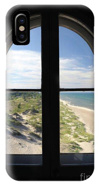 Lighthouse Window IPhone Case