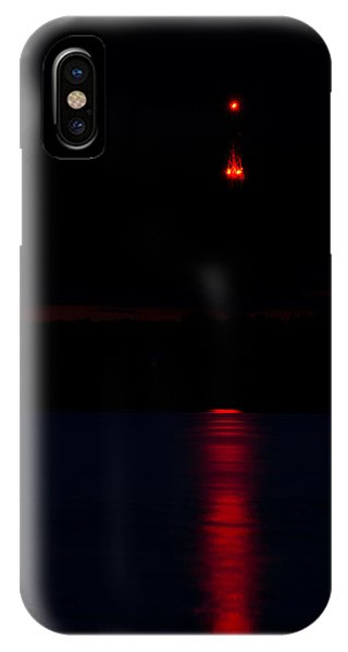 Lights In The Night IPhone Case