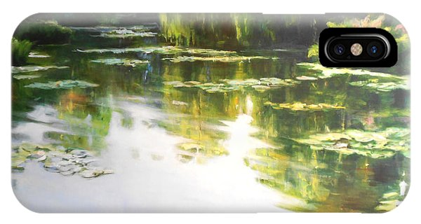 Lilly Lake IPhone Case