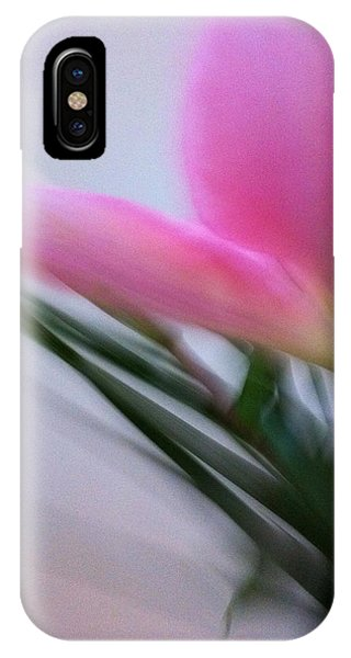 Lily In Motion IPhone Case