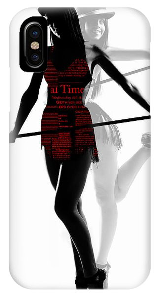 Musical iPhone Case - Limelight by Naxart Studio