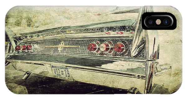 Lincoln Continental IPhone Case