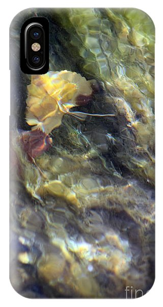 Liquid Leaves 2 IPhone Case
