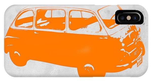 Vw iPhone Case - Little Bus by Naxart Studio