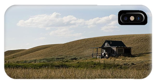 Little House On The Plains IPhone Case