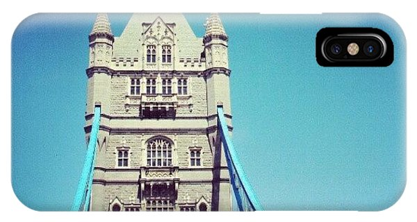 London iPhone Case - London Bridge, May - 2012 #london by Abdelrahman Alawwad