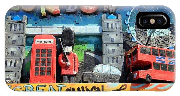 London Symbols Phone Case by Sophie Vigneault