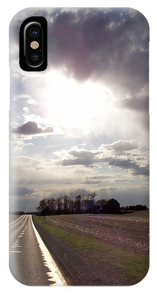 Long Ride Home IPhone Case