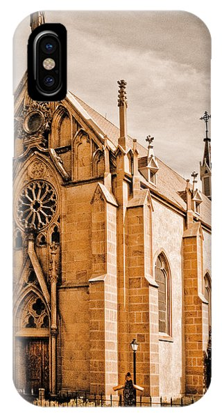 Loretto Chapel IPhone Case