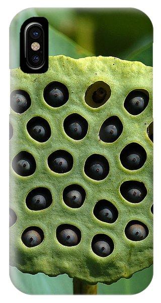 Lotus Capsule-missing Children Dl054 IPhone Case