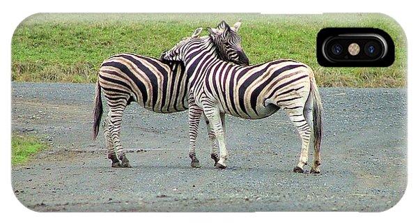Lovin' Stripes IPhone Case
